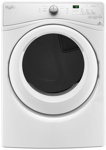 Whirlpool 7.4-cu ft Stackable Electric Dryer