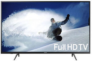 "Samsung 43"" Class J5202 - Smart LED TV 1080p 160MR"