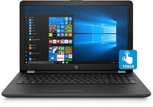 "HP Touchscreen 15.6"" HD Notebook, Intel Core i5-8250U Processor"