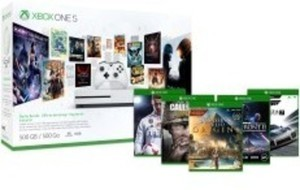 Xbox One S bundle deals + Free Game