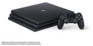 PlayStation 4 Pro 1TB System by Sony