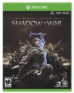 Middle-earth: Shadow of War by Warner Home Video Games XB1