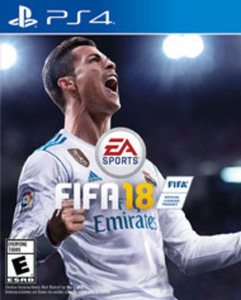 FIFA 18 by EA Sports