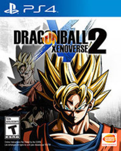 Dragon Ball Xenoverse 2 by Bandai Namco Entertainment America Inc. PS4