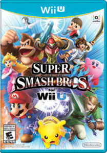 Super Smash Bros. by Nintendo of America Pre-Owned Wii U