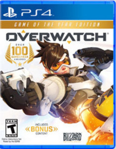 Overwatch Game of the Year Edition by Blizzard Entertainment PS4