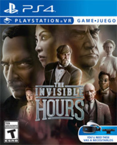 The Invisible Hours by GameTrust PS4