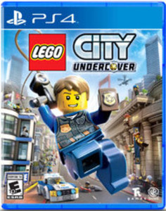 LEGO City Undercover by Warner Bros. Interactive Entertainment PS4