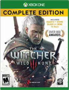 The Witcher III: Wild Hunt Complete Edition by (Xbox One)