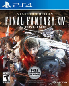 Final Fantasy XIV: Online Starter Pack by Square Enix Final Fantasy XIV: Online Starter Pack PS4