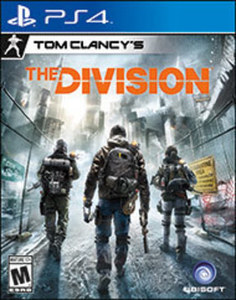 Tom Clancy's The Division by UbiSoft Pre-Owned (PS4)