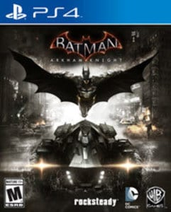 Batman: Arkham Knight Pre-Owned PS4