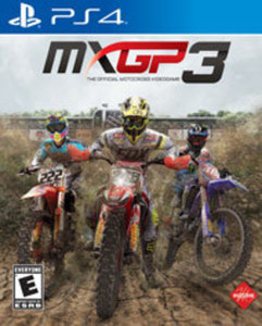 MXGP 3: The Official Motocross PS4
