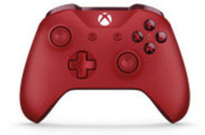 Xbox Wireless Controller - Red - Only at GameStop by Microsoft