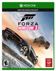 Forza Horizon 3 by Microsoft Game Studios Xbox One