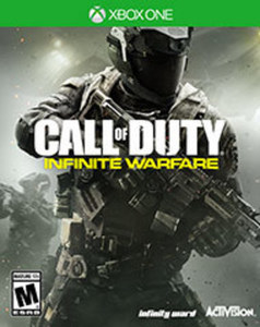 Call of Duty: Infinite Warfare by Activision Call of Duty: Infinite Warfare XBOX