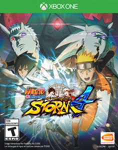 Naruto Shippuden Ultimate Ninja Storm 4 by Bandai Namco Entertainment America Inc. Xbox One