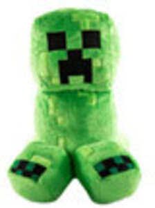 Minecraft Grand Creeper XL Plush by Jinx
