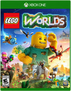 LEGO Worlds by Warner Home Video Games XB1