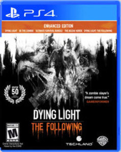 Dying Light: The Following Enhanced Edition by Warner Home Video Games PS4
