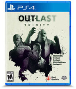 Outlast Trinity by Warner Home Video Games PS4