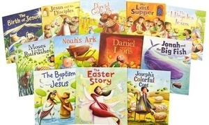 My First Bible Stories From QED