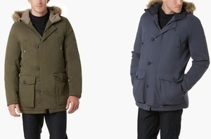 Kenneth Cole Parka Jacket