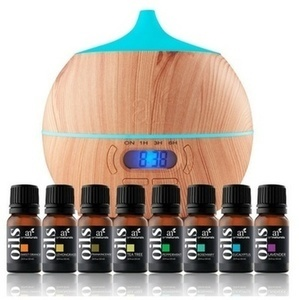 Art Naturals Top 8 Essential Oils And Oil Diffuser Set With Bluetooth