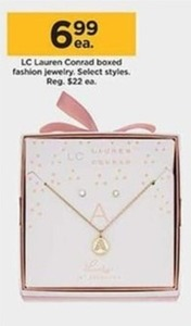 LC Lauren Conrad Boxed Fashion Jewelry Select Styles