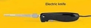 Electric Knife (After Rebate)