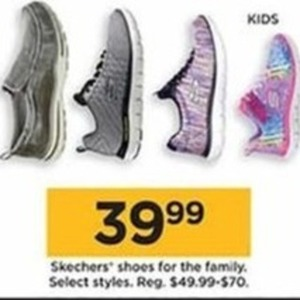Select Skechers Shoes For The Family