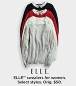 Elle Sweaters for Women