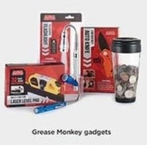 Grease Monkey Gadgets