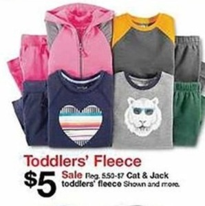 Toddlers' Fleece