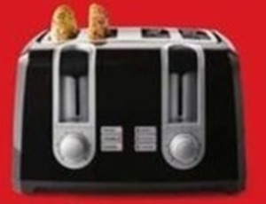 Black & Decker 4 Slice Toaster (After Rebate)