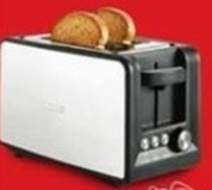 Cooks 2 Slice Toaster After Rebate