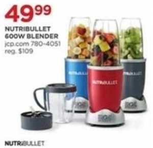 Nutribullet Oow Blender
