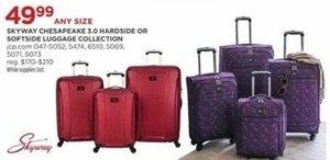 Skyway Softside Luggage Collection