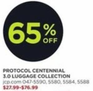 Protocol Centennial 3.0 Luggage Collection