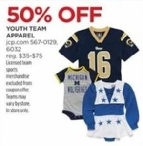 Youth Team Apparel