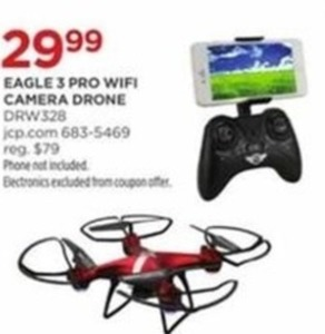Eagle 3 Pro Wifi Camera Drone