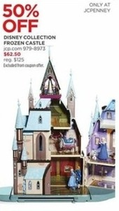 Disney Collection Frozen Castle