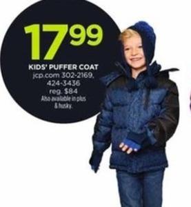 Kids' Puffer Coat