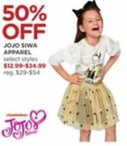 Jojo Siwa Apparel