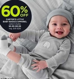 Carter's Little Baby Basics Apparel