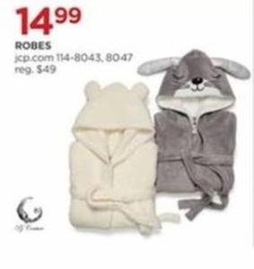 Kids Robes