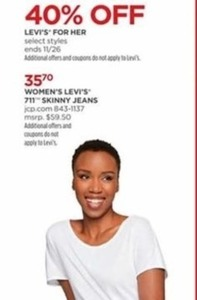 Select Levi's For Her