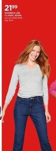 Women's Lee Classic Jeans