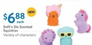 Soft'n Slo Scented Squishies