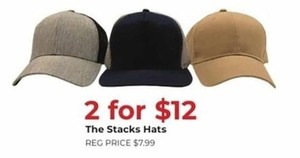 The Stacks Hats